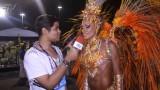 Carnaval 2014: Ana Paula Evangelista, mesmo musa, reina na Unidos da Tijuca