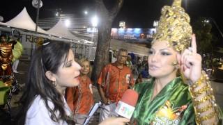 Carnaval 2014: Antônia Fontenelle retorna a Grande Rio
