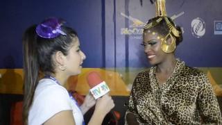 Carnaval 2014: Cris Alves, rainha de bateria da Cubango