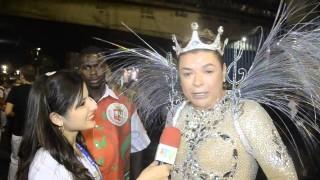 Carnaval 2014: David Brasil destaque da Grande Rio