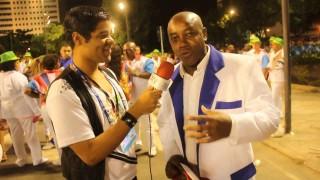 Carnaval 2014: Nando Cunha, o muso da União do Parque Curicica