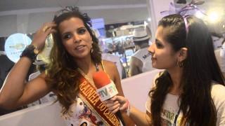 Carnaval 2014: Renata Santos é musa do Camarote da Veja