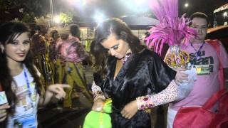 Carnaval 2014: Renata Santos retorna à Mangueira como musa da escola