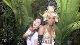 Carnaval 2014: Roberta Rodrigues é a Fertilidade em pessoa no desfile da Grande Rio