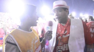 Carnaval 2014: Tiago Abravanel no Camarote Brahma