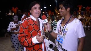 Carnaval 2014: Tom Cavalcante pronto para homenagear Zico na Imperatriz