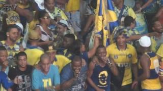 Carnaval 2014: Unidos da Tijuca e Viradouro comemoram as vitórias no Grupo Especial e Série A