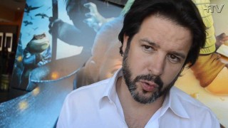 Murilo Benício fala à Plus TV como foi dublar personagem na animação Reino Escondido