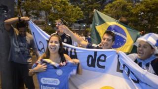 Arquibancada || Copa do Mundo 2014 – Invasão Argentina