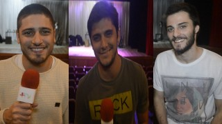 No Ato – A História dos Amantes | Entrevista Bruno Gissoni, Hugo Bonemer e Daniel Rocha