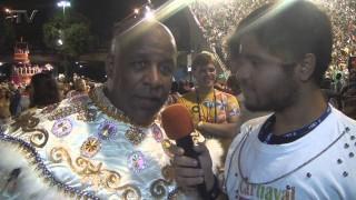 Carnaval Plus TV 2015 || Ailton Graça – Destaque do Salgueiro