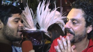 Carnaval Plus TV 2015 || Alexandre Nero, destaque do Salgueiro