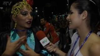 Carnaval Plus TV 2015 || Bruna Bruno Rainha de Bateria da União da Ilha.