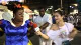 Carnaval Plus TV 2015 || Cacau Protásio vestida de Brana de Neve para a  Comissão de Frente da Ilha