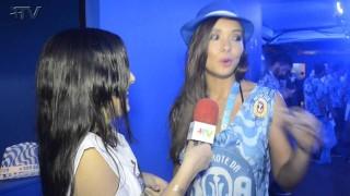 Carnaval Plus TV 2015 || Carol Nakamura no Camarote da Boa