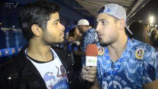 Carnaval Plus TV 2015 || Daniel Rocha diz que é romântico.