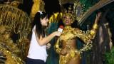 Carnaval Plus TV 2015 || Erika Januza – A Oxum do Império da Tijuca