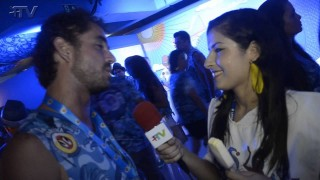 Carnaval Plus TV 2015 || Felipe Andreolli no Camarote da Boa