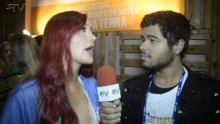 Carnaval Plus TV 2015 || Josi Pessoa no Camarote Rio