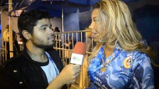 Carnaval Plus TV 2015 || Ludmilla no Camarote da Boa