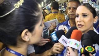 Carnaval Plus TV 2015 || Maria Rita na Concentração da Portela