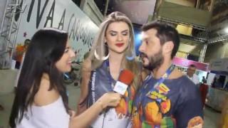 Carnaval Plus TV 2015 || Mirella Santos e Ceará no Camarote Guanabara