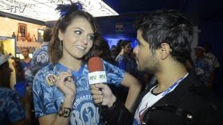 Carnaval Plus TV 2015 || Mônica Iozzi curte carnaval em camatote