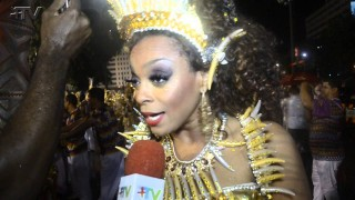 Carnaval Plus TV 2015 || Paula Lima é destaque da Viradouro