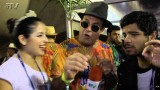 Carnaval Plus TV 2015 || Sérgio Mallandro no Camarote Folia Tropical