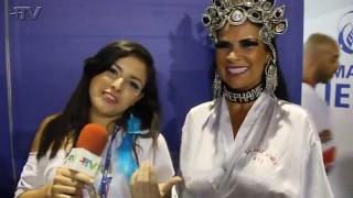 Carnaval Plus TV 2015 || Solange Gomes – Rainha da Porto da Pedra