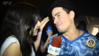 Carnaval Plus TV 2015 || Thiago Martins no Camarote da Boa