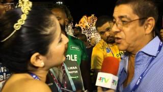 Carnaval Plus TV 2015 || Zeca Pagodinho na Concentração da Portela