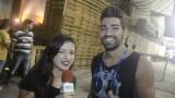 Carnaval Plus TV 2015 || Dilsinho no Camarote Rio no Desfile das Campeãs