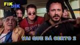 Fikdik – Vai Que Dá Certo 2 || Entrevista Fábio Porchat, Lucio Mauro Filho e Natália Lage