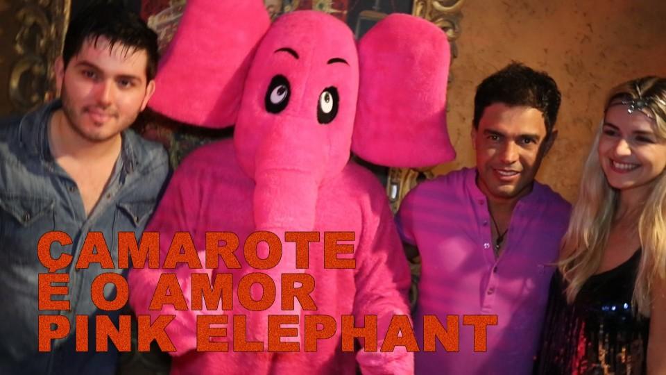 Zezé di Camargo lança camarote Pink Elephant – É O Amor para o Carnaval 2016