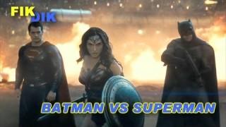 Fikdik || Batman vs Superman: A Origem da Justiça – O que Achamos
