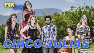 Fikdik || Cinco Julias – Entrevista Elenco + Diretor