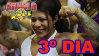 Plus TV no Arnold Classic Brasil 2016 || Terceiro e Último  Dia – 03/04