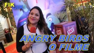 Fikdik || Angry Birds – Entrevista Adnet, Porchat, Dani Calabresa, Pathy dos Reis e Irmãos Piologo