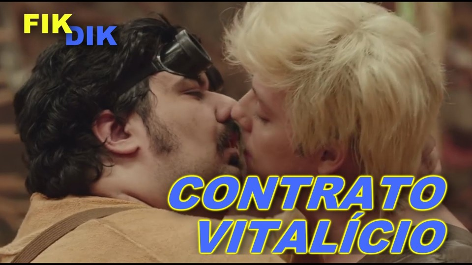 FIKDIK || Contrato Vitalício – Entrevista Porta dos Fundos
