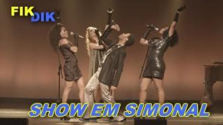 FIKDIK || Show em Simonal – Entrevista Ícaro Silva, Aline Wirley, Ariane Souza e Julia Gorman