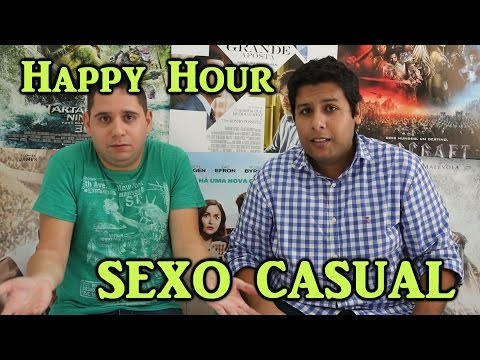 HAPPY HOUR || Sexo Casual