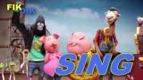 FIKDIK || Sing – Quem Canta Seus Males Espanta (Entrevista Fiuk, Mariana Ximenes e Marcelo Serrado)