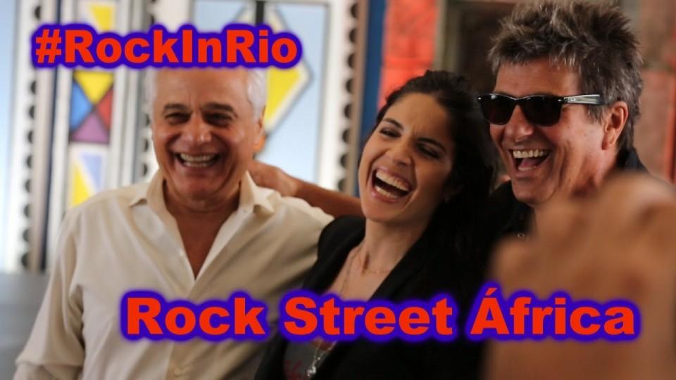 Plus TV no Rock in Rio    Rock Street homenageará a África em 2017