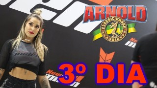 🏋 Plus TV no Arnold Classic South América 2017 🏋 || Terceiro e Último Dia – 23/04