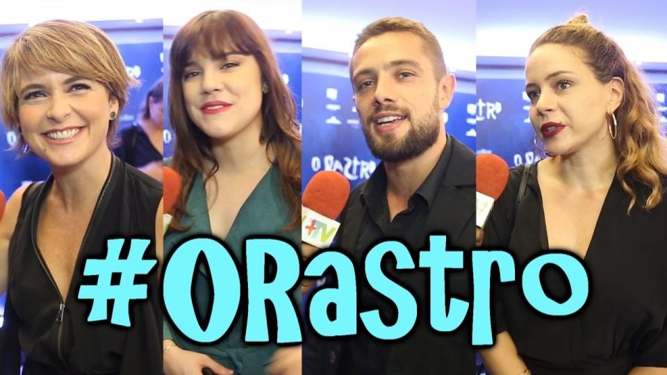 🎬 O Rastro na Plus TV || Entrevista Leandra Leal, Rafael Cardoso, Claudia Abreu e Alice Wegmann 🎬