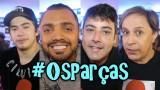 🎬 Os Parças na Plus TV || Entrevista Tom Cavalcante, Whindersson Nunes, Tirullipa e Bruno De Luca