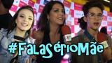 🎬 Fala Sério, Mãe na Plus TV || Entrevista Larissa Manoela + João Guilherme + Thalita Rebouças