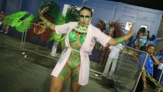 🎉 Carnaval Plus TV 2018 || Andrea Martins – Musa das Pinturas na Renascer de Jacarepaguá