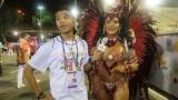 🎉 Carnaval Plus TV 2018 || Angela de Almeida – Musa da Alegria da Zona Sul